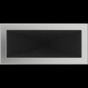 Kratki prostokątne Kratka szlifowana 17x37