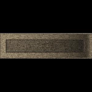 Kratki prostokątne Kratka czarno-złota 11x42