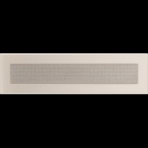 Kratki prostokątne Kratka kremowa 11x42