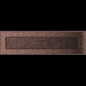 Kratki prostokątne Kratka miedziana 11x42