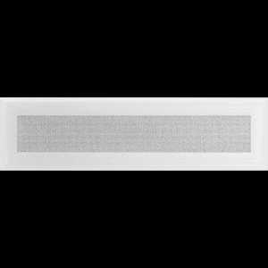 Kratki prostokątne Kratka Oskar biała 11x42