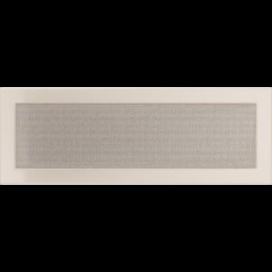Kratki prostokątne Kratka kremowa 17x49