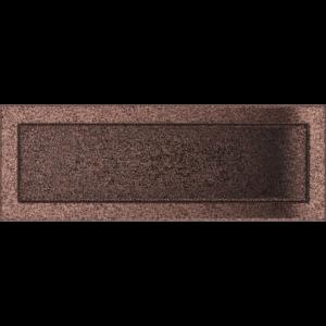 Kratki prostokątne Kratka miedziana 17x49