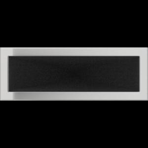Kratki prostokątne Kratka szlifowana 17x49