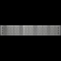 Kratki podłogowe Kratka FLOOR szlifowana 9x60