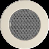 Kratki okrągłe Kratka okrągła kremowa fi 100