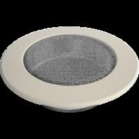kratki okrągłe Kratka okrągła kremowa fi 125