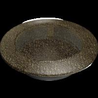 kratki okrągłe Kratka okrągła czarno-złota fi 150
