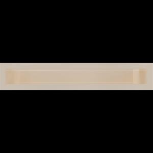 Kratka kominkowa LUFT SF kremowy 6x40
