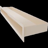 Kratka kominkowa LUFT SF kremowy 6x60
