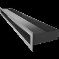 Kratka kominkowa LUFT SF szlifowany 6x80