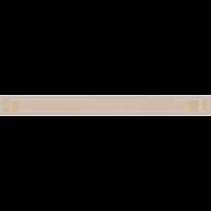 Kratka kominkowa LUFT SF kremowy 9x100