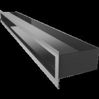 Kratka kominkowa LUFT SF szlifowany 9x100