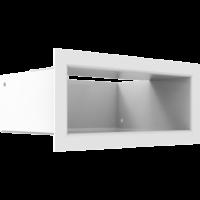 Kratka kominkowa LUFT SF biały 9x20