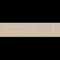 Kratka kominkowa LUFT SF kremowy 9x40