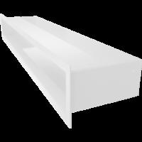 Kratka kominkowa LUFT SF biały 9x60