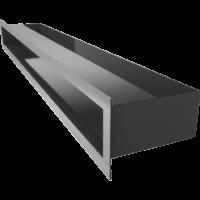Kratka kominkowa LUFT SF szlifowany 9x80