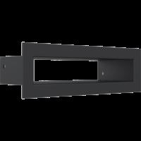 TUNEL czarny 6x20