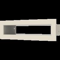 TUNEL kremowy 6x20