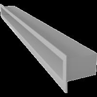 TUNEL biały 6x80