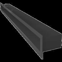 TUNEL czarny 6x80