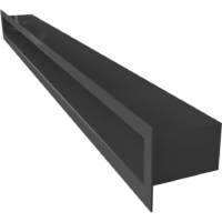 TUNEL grafitowy 6x80