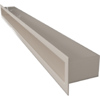 TUNEL kremowy 6x80