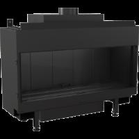 Kominki gazowe LEO 100 na gaz techniczny LPG