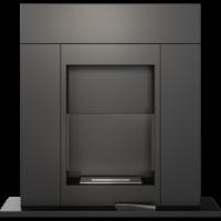Biokominki portalowe WHISKEY czarny
