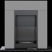 Biokominki portalowe WHISKEY granito